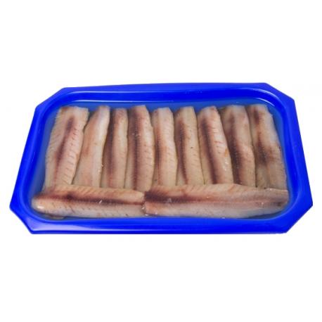 Lomos de sardina salada en aceite