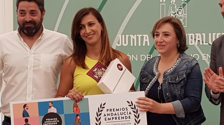 Premio Andalucía Emprende